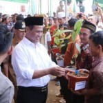 Kementerian Pertanian mencanangkan tanam jagung perdana di Kabupaten Pringsewu