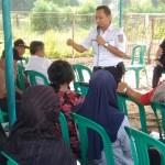 Ratusan Warga Sinar Banten Diskusi Bersama PT KAI Soal Aset