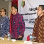 Pemerintah Provinsi Lampung Gelar Bimtek Pemanfaatan Data dan Dokumen Kependudukan