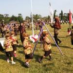 Semarak Gelaran Pramuka di Lampung Selatan
