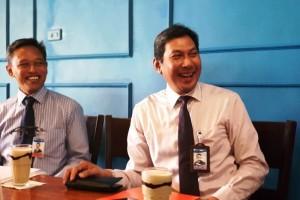 Kepala Kantor Bank Indonesia Perwakilan Provinsi Lampung, Budiharto Setyawan.