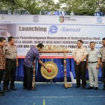 Permudah Pelayanan Pajak, Gubernur Ridho Launching e-Samsat