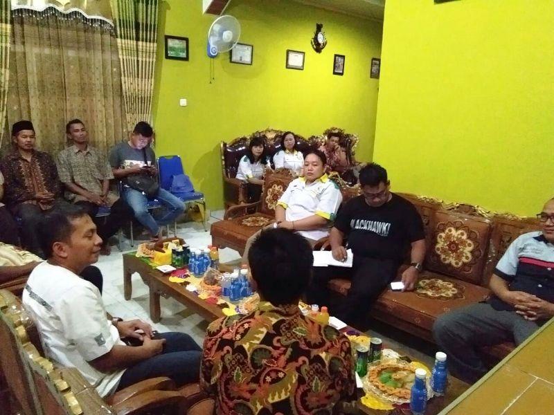 Kompol Andre Yulianto mewakili Kapolres Way Kanan meminta untuk menjaga stabilitas Kamtibmas Pilpres dan Pileg mendatang.