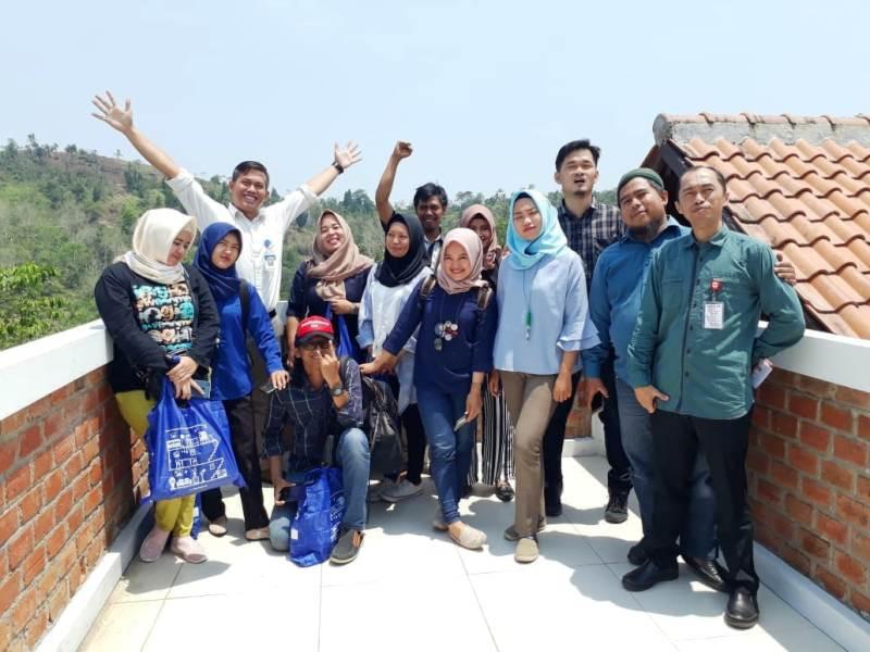 Media Ghatering Kawan Lama Retail di Kinar Resto Bandar Lampung, Rabu, 10 Oktober 2018.