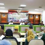 Provinsi Lampung Gelar Seminar Sinergitas Penanganan Ancaman Non Militer