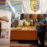 Stan Provinsi Lampung Turut Ramaikan Maluku Expo Pesparani Kota Ambon