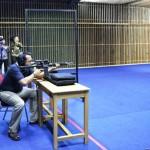 Kapolda Purwadi Puji Kepiawaian Gubernur Ridho dalam Menembak