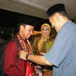 Lampung Catat Sejarah Baru, Raih Juara 1 Tahfidzh Quran dalam MTQ Nasional di Medan, Gubernur Beri Hadiah Umroh
