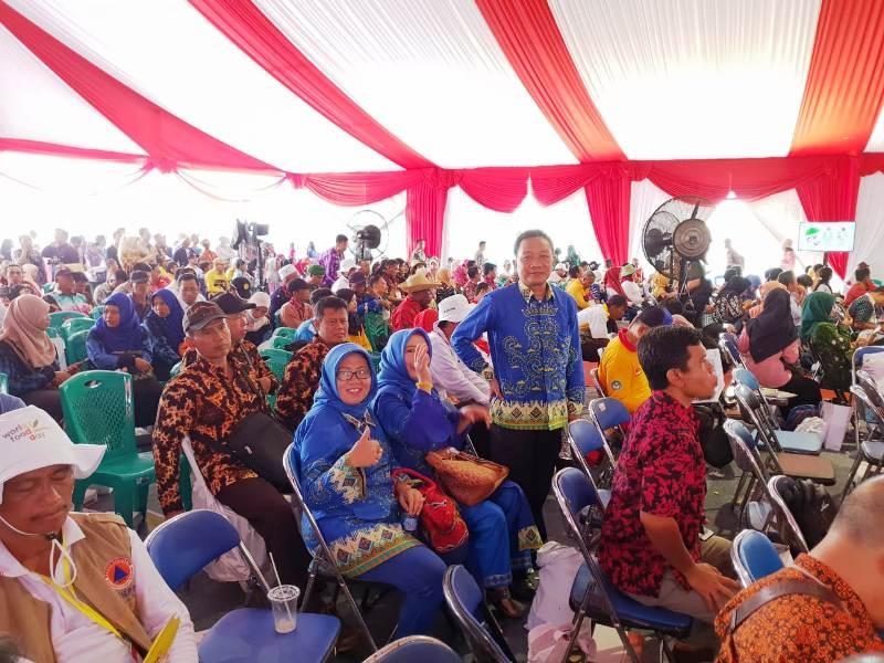 Kepala Dinas Ketahanan Pangan Provinsi Lampung, Ir. Kusnardi.