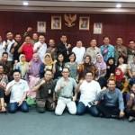 Bappeda Lampung bersama FCL Bahas Persiapan LSA 2018