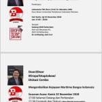 Bravo-5 Eropa Gelar Diskusi Mengembalikan Kejayaan Maritim Indonesia