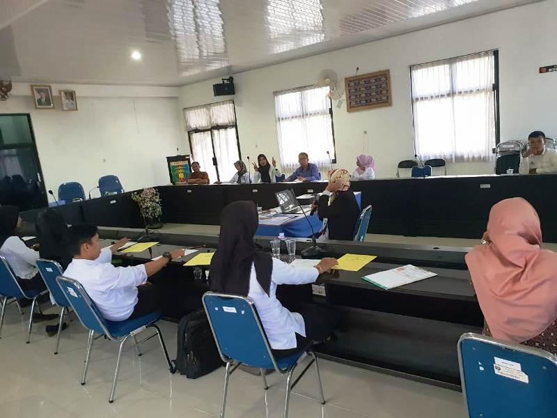 Dinsos Lampung Fasilitasi Tes Calon Tenaga Pendamping Lansia.