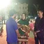 GM PLN Distribusi Lampung Ikut Fashion Show Lalang Waya