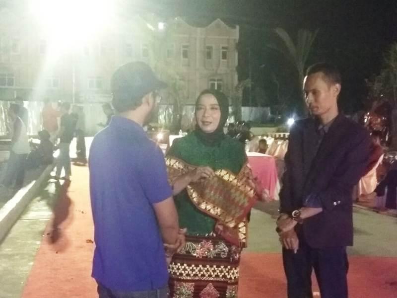 General Manager PLN Distribusi Lampung, Julita Indah.