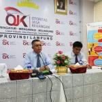 OJK Akan Resmikan Bank Wakaf Perdana di Lampung