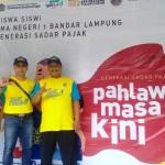 Kanwil DJP Bengkulu dan Lampung Edukasi Siswa Lewat Pajak Bertutur