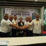 PGN Bersama BUMN Karya dan Perumnas Menandatangani Kerjasama Penggunaan Jargas