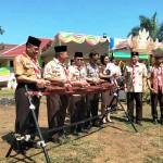 Kwarcab Lampung Utara Gelar Kemah Budaya