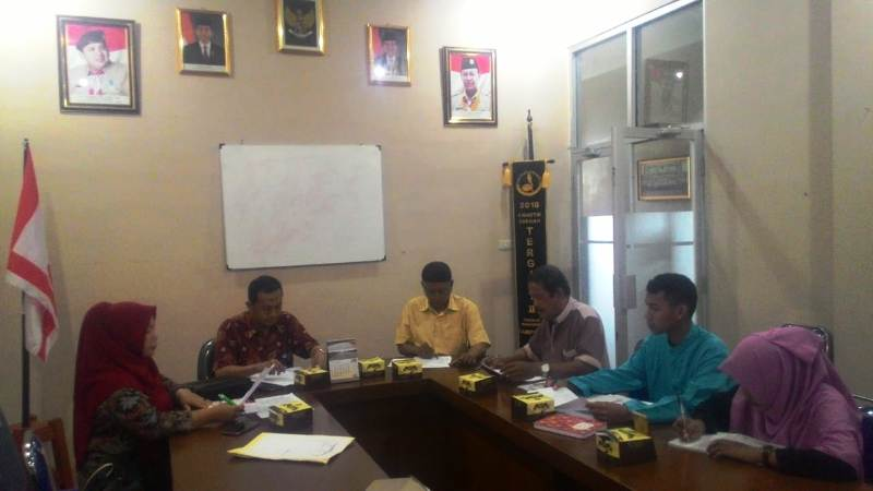 Kwarda Lampung Rakor Dengan BBPOM.