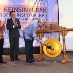 Pj Sekdaprov Hamartoni Ajak PII Sinergi dan Dukung Pembangunan Lampung