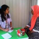 Adakan Rail Clinic di Stasiun Negeri Agung, Kapolsek Blambangan Umpu Ajak Masyarakat Ciptakan Suasana Kondusif