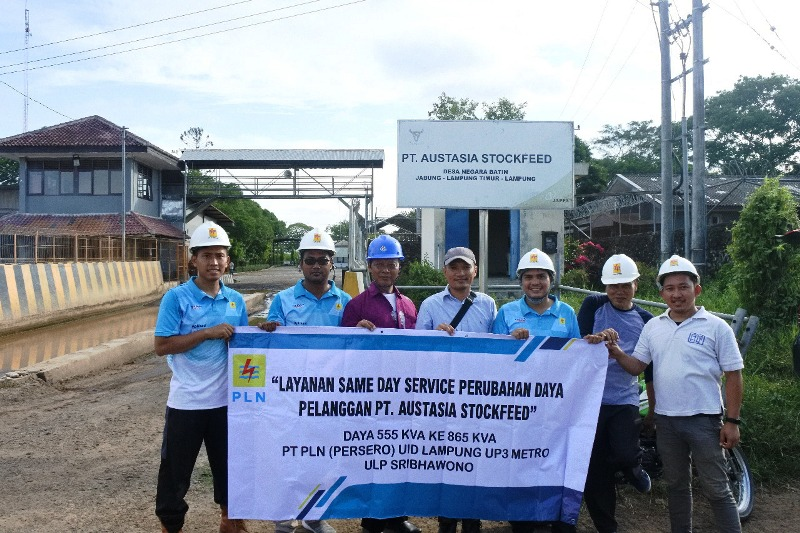 Same Day Service, Layanan Prima Untuk Lampung.