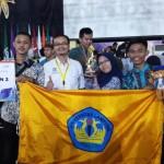 Universitas Lampung Sabet Dua Penghargaan Pada KMI Award