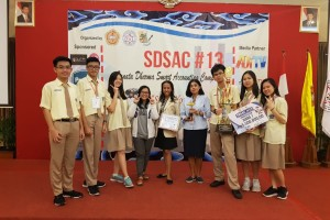 Xaverius Accounting Crew (XAC) SMA Xaverius Bandar Lampung.