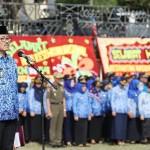 Menteri Kesehatan Minta Masyarakat Lampung Aktif Ikuti Germas