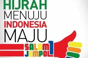 Sambut Jokowi, TKD-Relawan Lampung Berbenah.