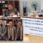 Gubernur Ridho Tawarkan Agroindustri Lampung ke Jerman
