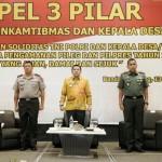Gubernur Ridho Minta Prioritaskan Keamanan Pemilih pada Pemilu 2019