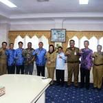 Pelajari BP Korpri, Bachtiar Basri Terima Kunjungan Pemprov Kaltim dan Papua
