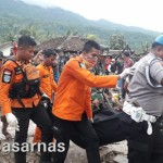 Tim SAR Gabungan Terus Menemukan Korban Tsunami Selat Sunda : 373 Meninggal Dunia, 1.459 Luka-Luka dan 128 Hilang