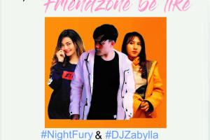 Nigh Fury dan DJ Zabylla feat. Ayu Adhistya.
