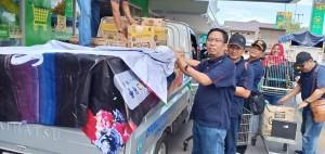 Dinas Dikbud Lampung Siapkan Relawan dan Bantuan Sembako untuk Korban Tsunami.