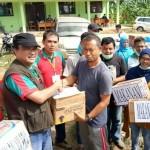 Diskop dan UMKM Provinsi Lampung Salurkan Bantuan Korban Tsunami ke Lamsel