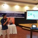 Ajak Wartawan, BPJS Kesehatan Cabang Bandar Lampung Helat Ngopi Ngobrol Bareng Program Terkini
