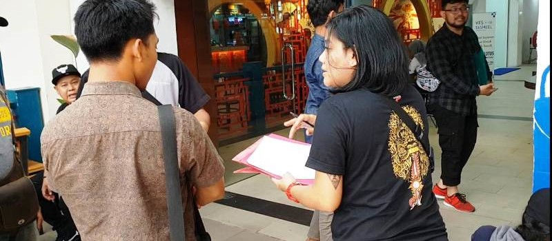 Shock Warrior Indonesia (GSWI) chapter Lampung menjadi tuan rumah Gathering Nasional ke-VI.
