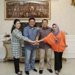 Gubernur Herman Deru Puji Kepiawaian Gubernur Ridho dalam Memajukan Lampung
