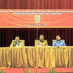 Januari 2019, Seluruh OPD Pemprov Lampung Terapkan Aplikasi e-Budgeting