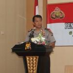Polda Lampung Bahas Pengamanan Natal 2018 dan Tahun Baru 2019