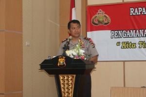 Kapolda Lampung Irjen (Pol) Purwadi Arianto.