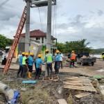 PLN Percepat Pemulihan Pasca Bencana di Lampung Selatan