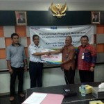 PT KAI Bantu Kelompok Tani Udang Rp550 Juta