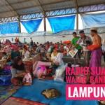 Pihak Swasta dan Pemerintah Bersinergi Tangani Bencana Tsunami