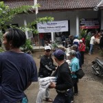 Pertamina kembali Salurkan Bantuan Bagi Pengungsi di Lampung Selatan