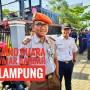Kepala PT KAI Divisi Regional (Ka Divre) IV Tanjungkarang Sulthon Hasanudin. Foto : Robert/Radio Suara Wajar