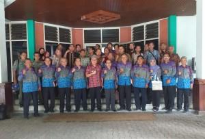 Tim Percepatan Pembangunan Pertanian, Perikanan dan Kehutanan (TP4K) Provinsi Lampung.