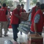Pasca Bencana Tsunami di Selat Sunda, Telkomsel Salurkan Donasi Pelanggan Kepada Korban Bencana